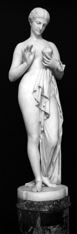Chauncey Bradley Ives, Pandora, 1871 (American Made)