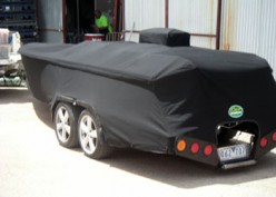 Sunbrella Boat Cover