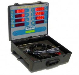This 5 gas analyser will tell you exactly what emission is coming out your exhaust pipe