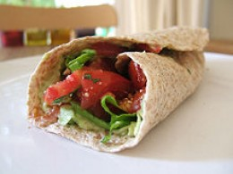 You're buff beautiful and can multitask in your sleep. So when you need a no fuss meal fast, move over square bread! Wrapping is how you roll.