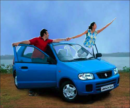 Alto - A complete small family economical car
