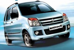 New WagonR with CNG kit