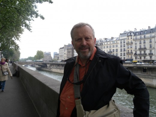 Gary and the Seine