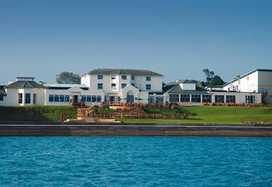 Enjoy the views when staying at Norton Grange