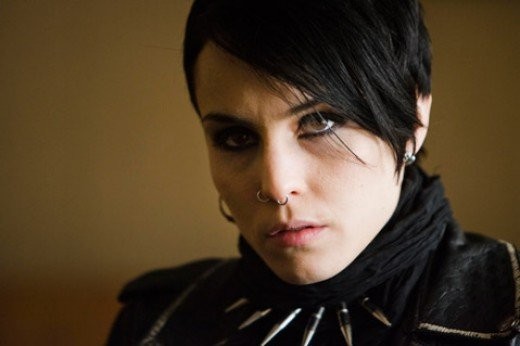 Noomi Rapace, The Girl With the Dragon Tattoo
