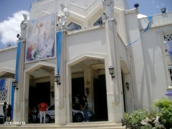 Visiting Antipolo Church