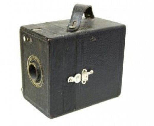 Vintage Box Camera - Photo by Nicholas Burman