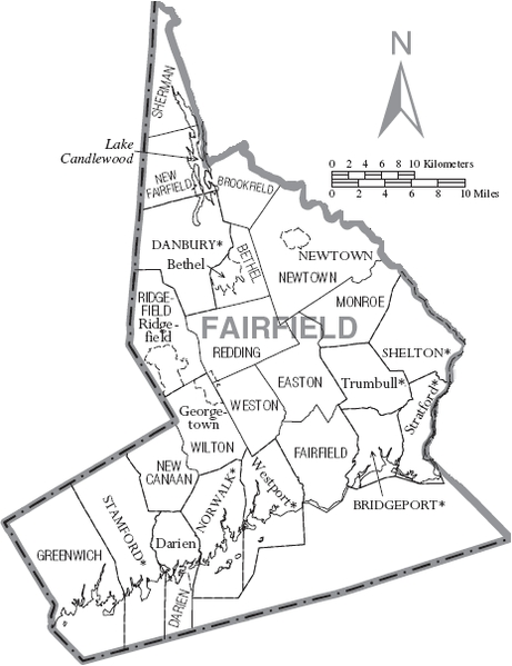 The City of Shelton is on the east side of Fairfield County in CT. No county governments exist and each city carries substantial local responsibilities.