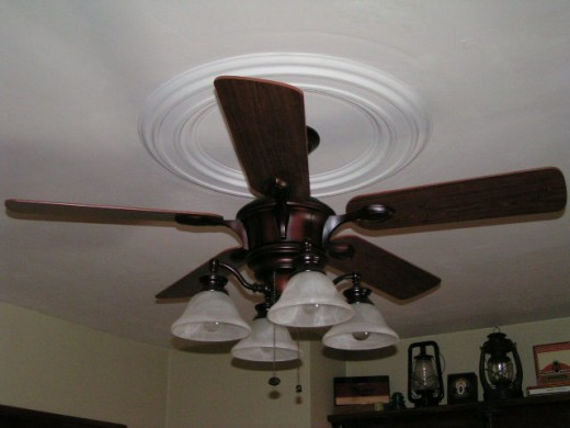 A ceiling fan costs 1 cent/hr