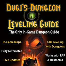 Dungeon Leveling Guide