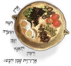 Israel Seven Species