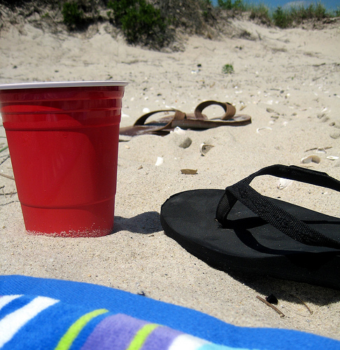 beach towel picture by laurapadgett on flickr