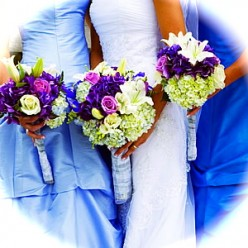 How to Choose Your Wedding Colours: Hints and Tips to Help You Choose The Right Colour Scheme for Your Wedding Day