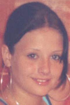 Hayley Cowan - Missing since 2008