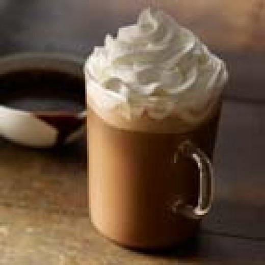 Caffe Mocha at Starbucks