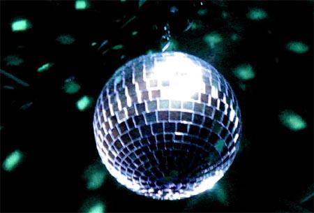 Hanging Disco Ball