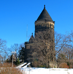 The James A. Garfield Monument, Cleveland, Ohio
