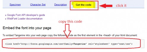 2.Get the code