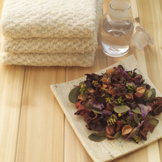 Learn how to make your own potpourri