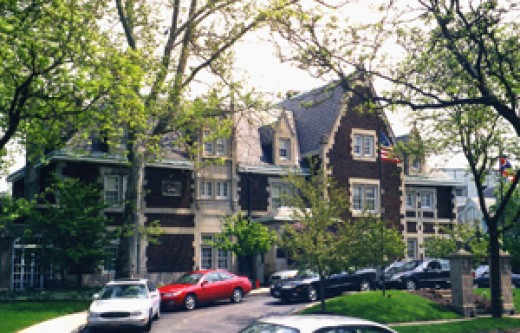The Glidden House, Cleveland, Ohio