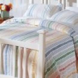 seersucker comforter