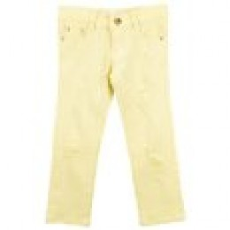yellow skinny jeans