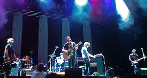 OneRepublic performing. Photo credit wikipedia.com