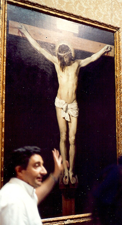 Christ Crucified - 1632