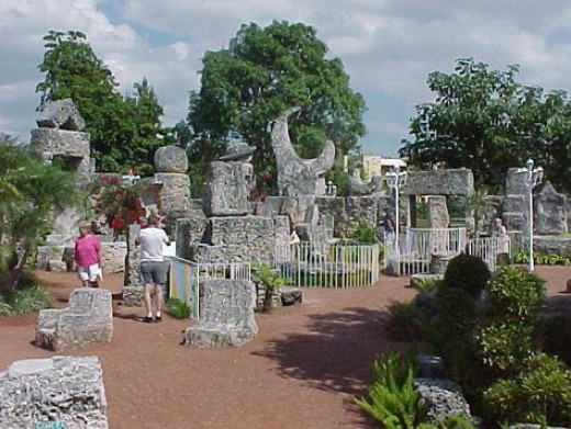 The Coral Castle Florida