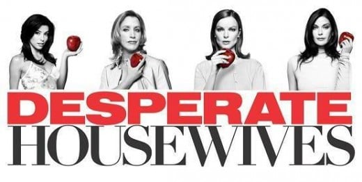 Desperate Houswives- Sundays 9pm ABC