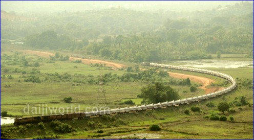 Safe Rail travel in South India