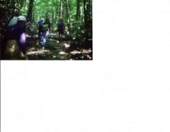 Climbing Mount Monadnock, New Hampshire