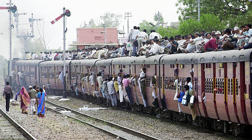Indian railway Express