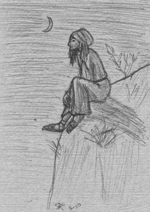 Drawing by Seya