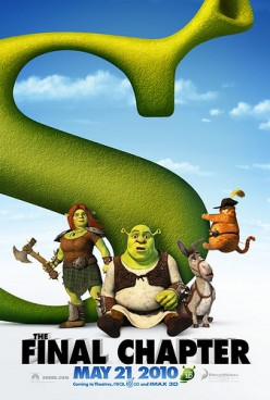 The DVD Release -  The Movie Shrek The Final Chapter :: Shrek Forever After Movie Review