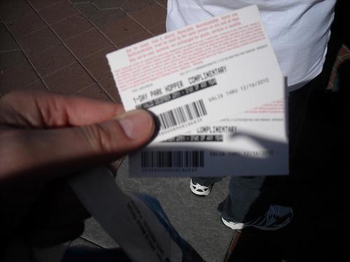 Park Hopper Tickets