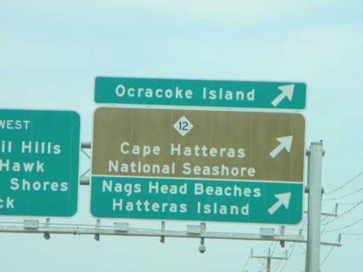 All roads lead to The Outer Banks