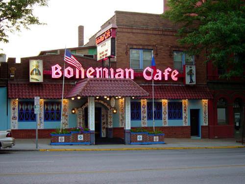 Bohemian Cafe Omaha
