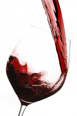 Red wine, source of Resveratrol