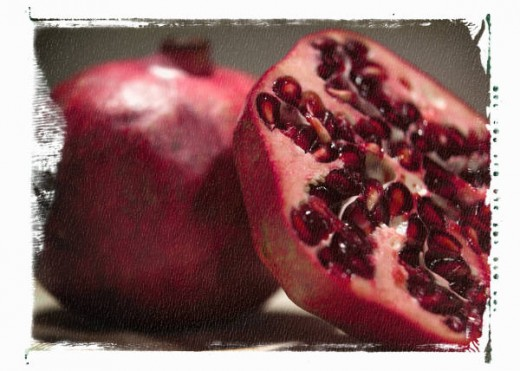 Antioxidant-rich pomegranate juice could halve the build-up of harmful proteins linked to Alzheimer's disease