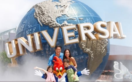 Universal Studios in Resort World Sentosa
