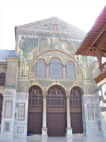 The lovely and Majestic Umayyad Mosque, Damascus