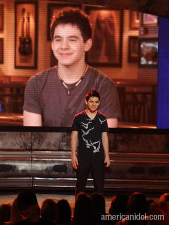 David Archuleta is heading toward the final showdown, with nothing to stop him insight...
