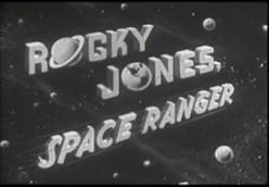Rocky Jones- Space Ranger