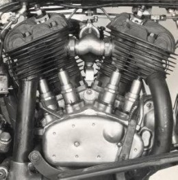 FLATHEAD ENGINE