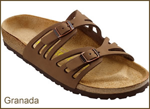 Stylish summer Birkenstock sandals for women