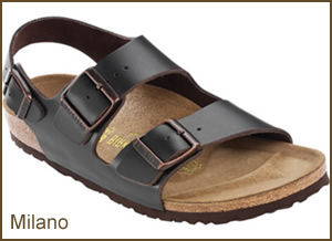Birkenstock sandals for women with extra elegance