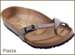 Birkenstock sandals for women at their flimsiest