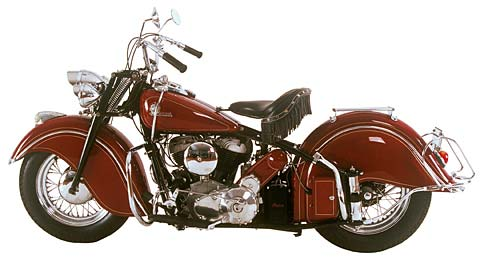 Indian Chief, 1946