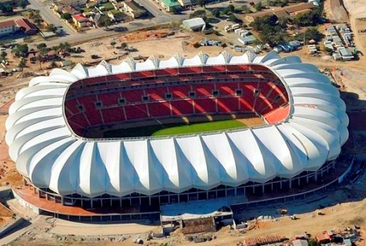 The Nelson Mandela Stadium